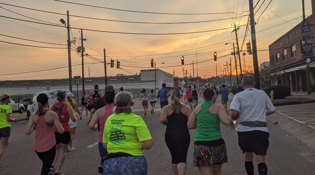 Montgomery Half Marathon and 5k